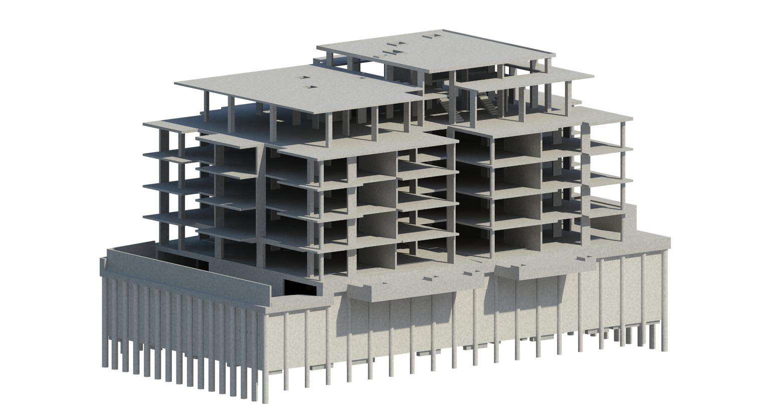For construction issue of structural model - Revit | BIMWise