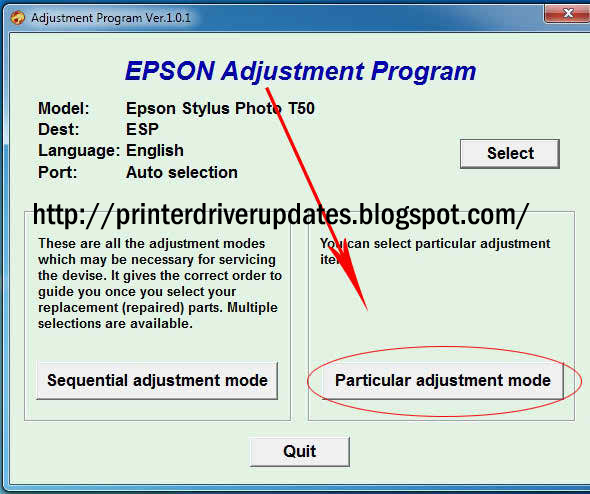 Download Software Resetter Printer Epson L130, L220, L310