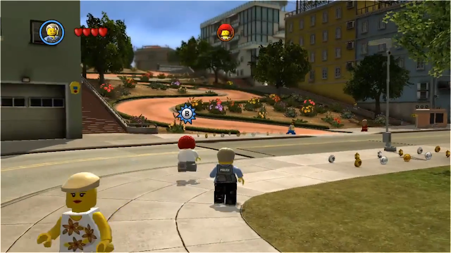 LEGO City Undercover PC Free Download Screenshot 3