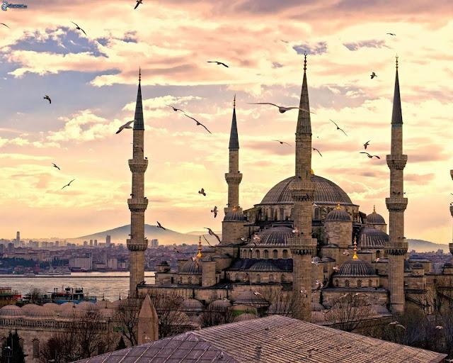Agia Sophia in Istanbul, Turkey