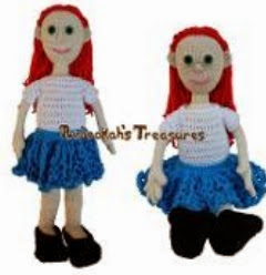 http://www.craftsy.com/pattern/crocheting/toy/dolly-t-shirt-skirt--shoes/89926
