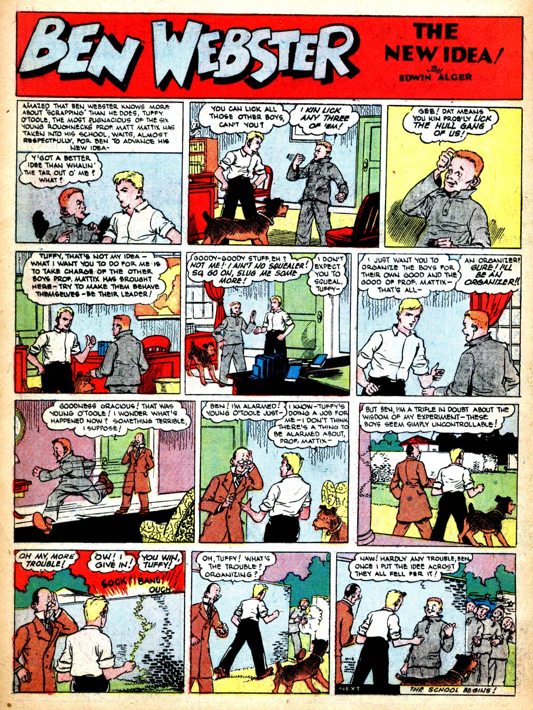 Read online All-American Comics (1939) comic -  Issue #9 - 54