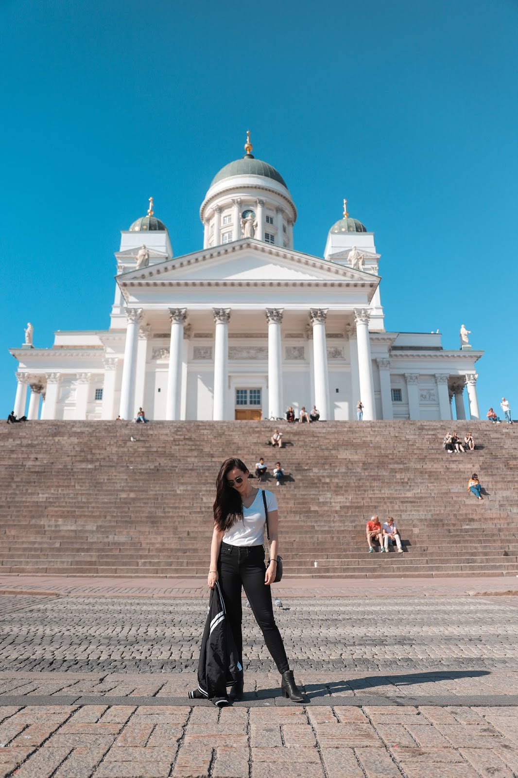 Best Photo Spot in Helsinki - Levitate Style