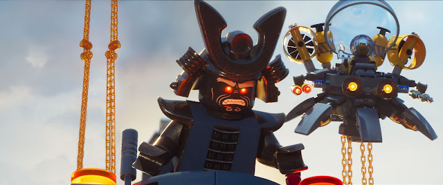 LEGO Ninjago Film (The Lego Ninjago Movie) – Recenze