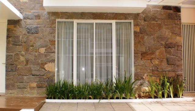 Keuntungan Menggunakan Batu Alam Untuk Rumah
