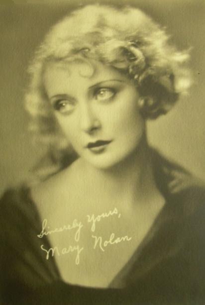 Film Noir Photos The Eyes Have It Mary Nolan
