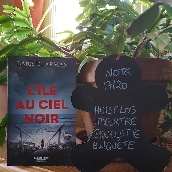 L'Île au Ciel Noir de Lara Dearman