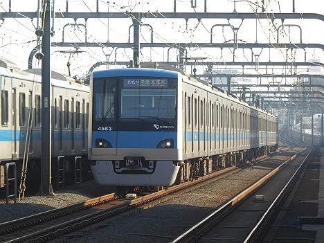 【消滅!Semi Exp表示】小田急電鉄 準急 本厚木行き4000形