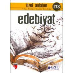 Özet Yayınları LYS Edebiyat Özet Anlatım
