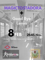 Concierto de Magictostadora y Good Bye Lenin en el Héroe Café Espectáculo
