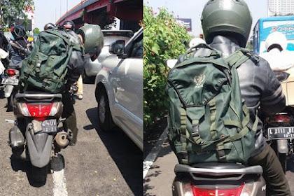 Anggota TNI Ditabrak Mobil Sampai Jatuh, Selanjutnya Hal yang Tak Terduga Pun Terjadi