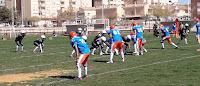 FÚTBOL AMERICANO - La 9ª jornada nos trae el plato fuerte de la Orange Bowl, el duelo entre los dos máximos aspirantes: Valencia Giants y Club Ilicitano Linces