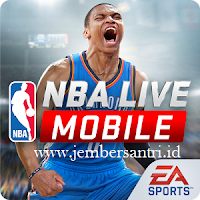 Download Game NBA Live Mobile 1.1.1 Apk Terbaru 2016