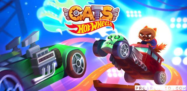 CATS: Crash Arena Turbo Stars مهكرة