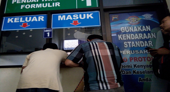 Buat SIM & Perpanjangan Kini Jauh Lebih Mudah Dan Murah