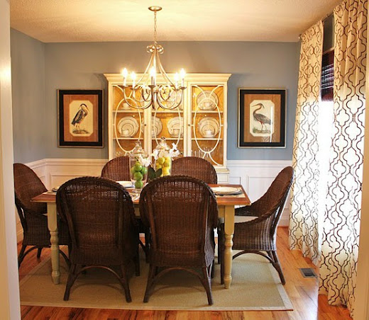 Benjamin Moore Dining Room Colors: That Village House: Dining Room Progress