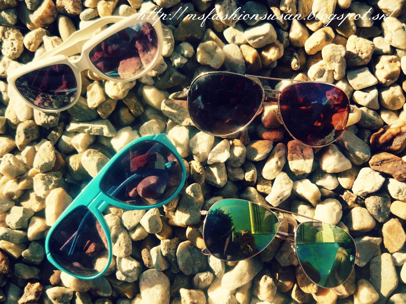 89a520370 Toto je moja zbierka okuliarov, ktoré veľmi rada nosím. Veľmi na ne  zaťažená nie som, ale zo pár kúskov u mňa nájdete.Obidvoje pilotky a tie  modré over ...