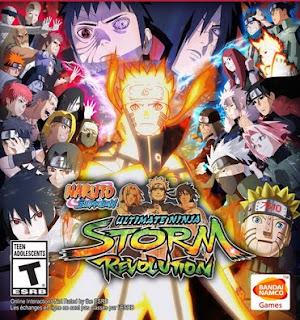 Naruto Shippuden Ultimate Ninja Storm Revolution 2015 Download
