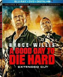 A Good Day To Die Hard (2013) Extended BRRip 720p 880mb Dual Audio ( Hindi-English ) MKV