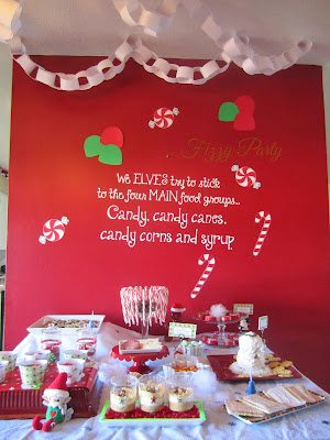 Elf Party, Fizzy Party, Christmas Party, Ten23Designs, Print & Cut Your Printables