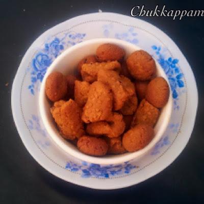 Chukkappam