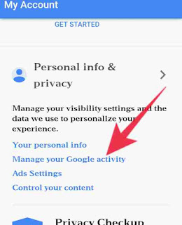 google account dashboard open kese kare 2