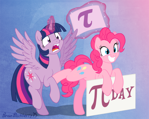 Today is Pi Day