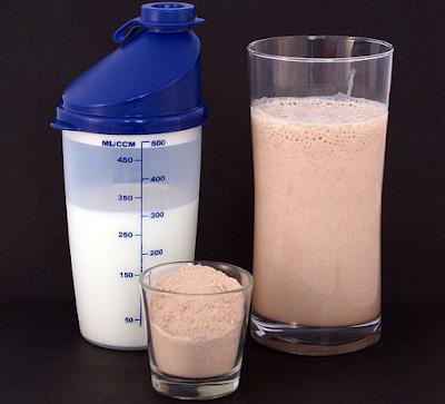Susu protein dan susu