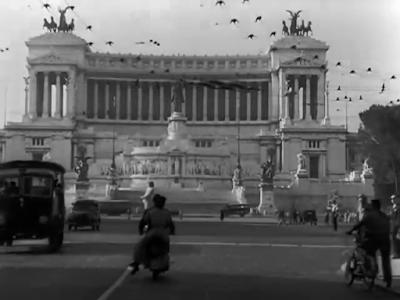Eric ZERO: 羅馬假期
