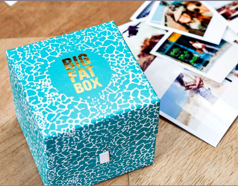 CHEERZ BIG FAT BOX