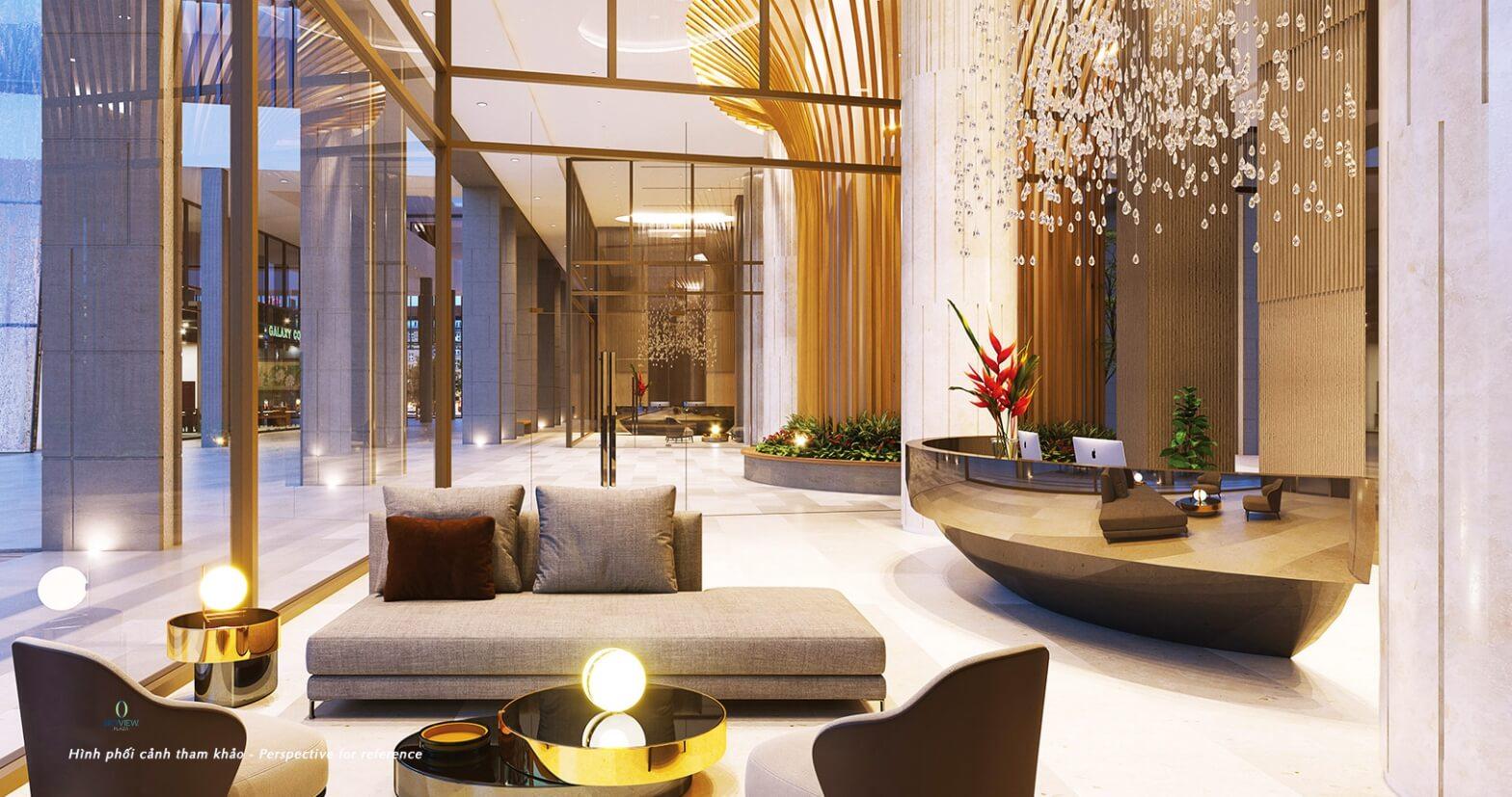Sky View Plaza - Đoá sen vàng giữa lòng Thủ Đô