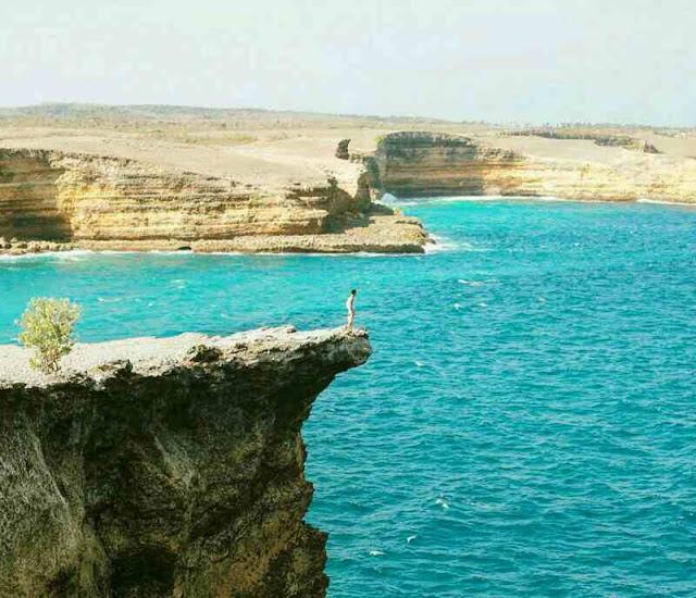 Tempat wisata terbsru di lombok