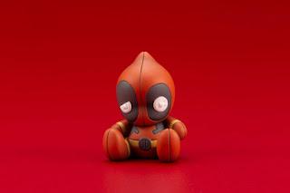"Figuras: Imágenes y detalles de ""Bishoujo Domino"" de Marvel Comics - Kotobukiya"