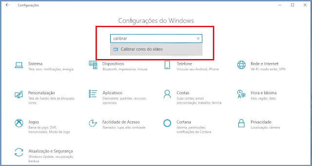 windows10-calibrar-cores-video