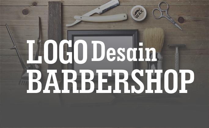 Logo Barbershop Cdr
