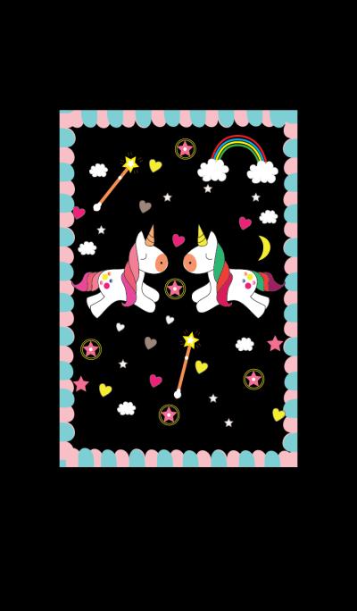 Little Unicorn theme v.1