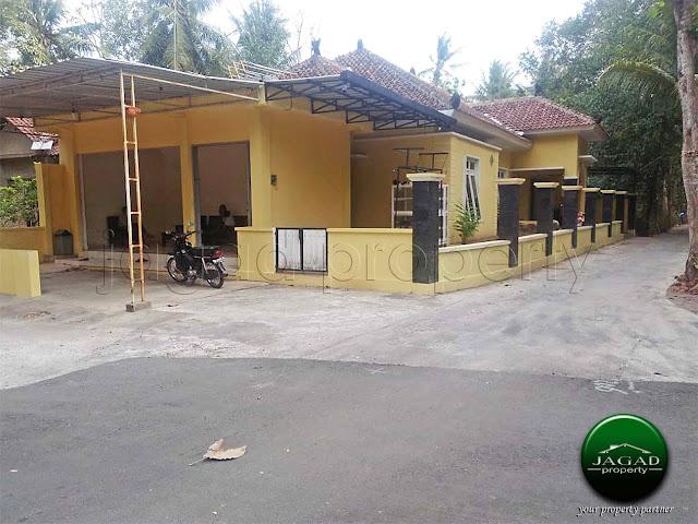 Rumah Dijual jalan Srandakan Km 2 dekat Polsek