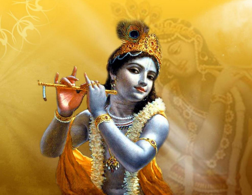 Sri Krishna Wallpaper