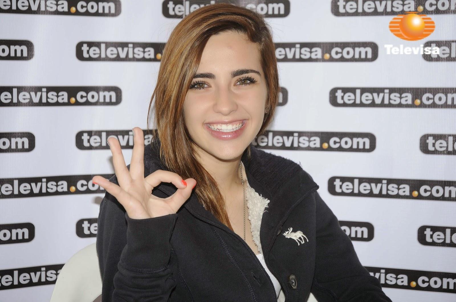 Fernanda Urdapilleta (Jenny De La CQ) Sexy Cute Schoolgirl