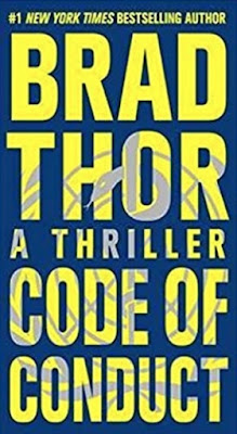 Code of Conduct by Brad Thor (book cover)