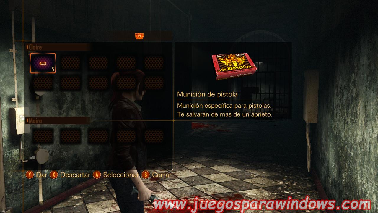 Resident Evil Revelations 2 ESPAÑOL XBOX 360 (Region FREE) (iMARS) 11