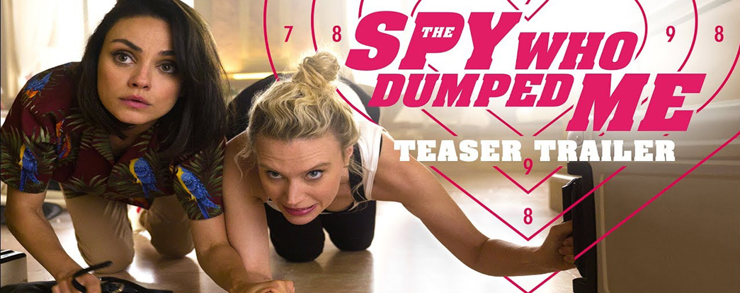 The Spy Who Dumped Me is Out for Online Streaming