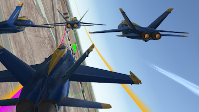Download Blue Angels Aerobatic Flight Simulator PC