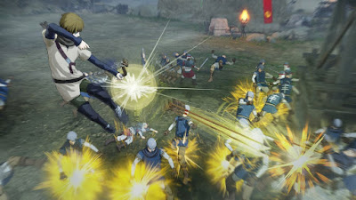 Download Game Arslan The Warriors of Legend PC