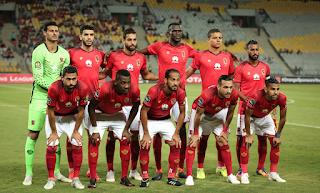 الاهلى المصرى يستعد لربع نهائي أبطال أفريقيا امام هوريا الغيني