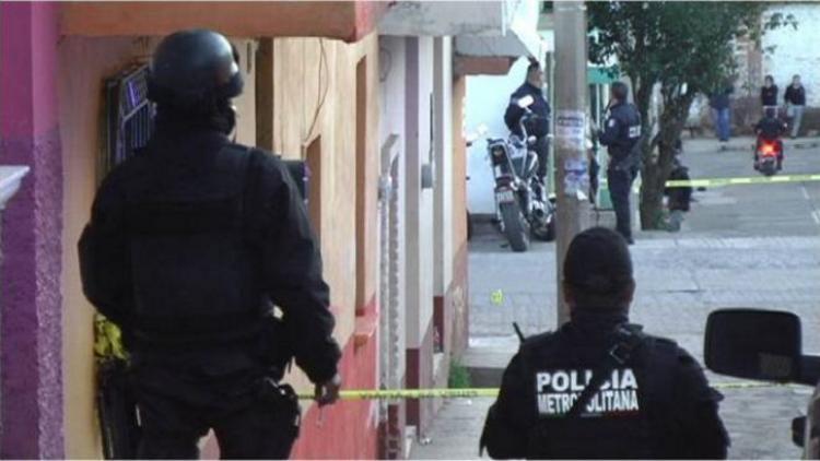 """Comando """"levanta"""" a una menor de 13 años en Zacatecas"""