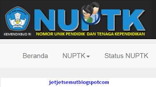 Ketentuan baru PDSP perihal Penerbitan NUPTK 2016