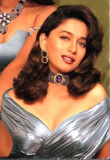madhuri dixit boobs image