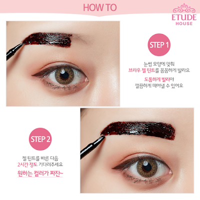etude tint my brow gel, alis lurus korea, alis korea, tato alis, cara menggambar alis korea, sulam alis, harga etude house 2016, jual etude original, jual etude murah, review etude house 2016, review etude tint my brow gel, chibis etude house korea, chibis prome