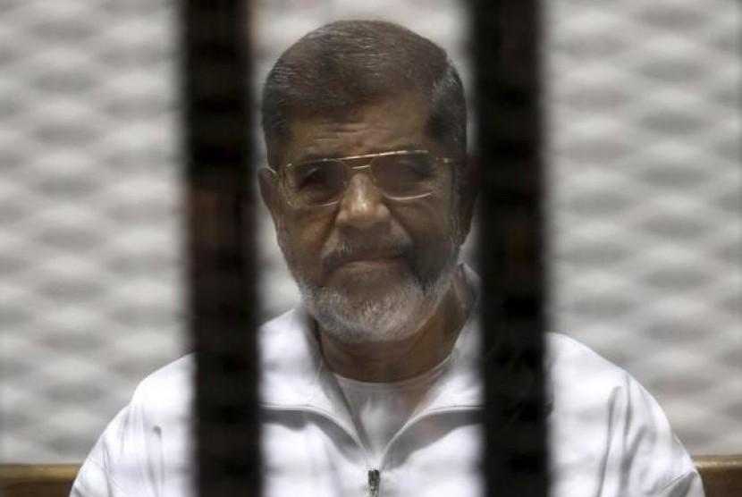 Dituduh Hina Pengadilan, Mohammad Mursi Divonis Tiga Tahun Penjara